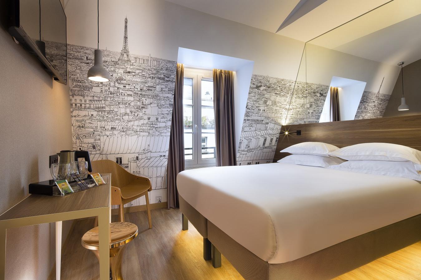 Cler Hotel - Quartos